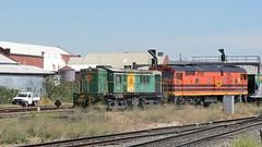 20081115-1E52-DryCreek (WallyRail Images) Tags: dieselelectric locomotive train railway railroad transportation australia alco aegoodwin dl531 sar 830class 843 drycreek stonie penrice 7e52 soda