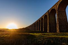Ribblehead 170119 N63A3707-a (Tony.Woof) Tags: sunrise batty moss viaduct ribblehead settle carlisle