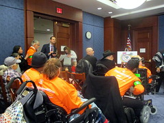 IMG_5404 (Autistic Reality) Tags: disabilityintegrationactreintroductionceremony roomsvc2023 cvc capitolvisitorcenter capital capitolhill capitol visitorcenter center visitors america architecture building structure district dc districtofcolumbia dmv downtown disability advocacy washington washingtondc cityofwashington columbia disabilityintegrationact dia reintroductionceremony reintroduction ceremony act bill law roomsvc202 roomsvc203 svc202 room svc203 inside indoors interior disabilityrights civilrights humanrights unitedstatescapitolvisitorcenter complex capitolcomplex unitedstatescapitolcomplex adapt legislation 2019