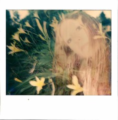 there is not a girl out there with love in her eyes, nor flowers in her hair. that's not where flowers grow. there. now someone has told you. (Britt Grimm) Tags: instantfilm instantphotography polaroidphotography polaroidoriginals doubleexposure believeinfilm polaroid polavoid analoguephotography filmisnotdead spectra polaroidspectra