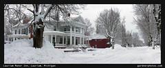 Laurium Manor Inn, Laurium, Michigan (gardnerphotos.com) Tags: laurium michigan mi keweenaw lakesuperior upperpeninsula winter cold storm white gardnerphotoscom