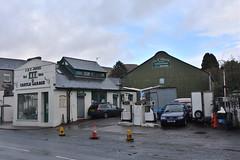 Photo of Closed Crickhowel lPowys.