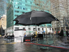 2019 Big Umbrella Academy in Bryant Park NYC 1323 (Brechtbug) Tags: big umbrella bryant park nyc 2019 february 02132019 new york city 6th avenue near 42nd st behind public library midtown manhattan the academy netflix tv series comic book based starting friday 15th bumbershoot umbrellas