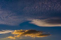 Atardecer (Antonio P. O.) Tags: málaga andalucía atardecer nubes cielo sky clouds azul blue