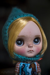 Custom #62 - Olivia (adoptable) (Dolly Adventures in the Galland Household) Tags: custom blythe doll ooak adoptable adoption fruit punch takara ebl collectibles childhood cute dollartistry dollphotography