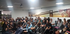 "Dazideia Impact Meetup Florianópolis 2019.03 • <a style=""font-size:0.8em;"" href=""http://www.flickr.com/photos/150075591@N07/33561010998/"" target=""_blank"">View on Flickr</a>"