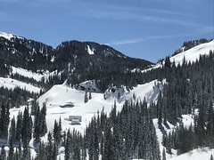 AV Mitigation_RedMtnPass_aerial.3.15.2019 (2) (coloradodotphoto) Tags: avalanche mitigation us550 redmountainpass colorado southwest region5 dot cdot highway safety aerial helicopter roadclosed