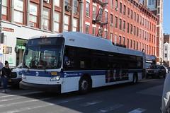 IMG_5119 (GojiMet86) Tags: mta nyc new york city bus buses 2015 xd40 7327 subway shuttle manhattan greenpoint avenue
