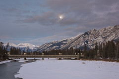 SSS_1800-HDR.jpg (S.S82) Tags: travelphoto canada canadianrockies landscape winter venturebeyond nature alberta mountains banff banffpedestrianbridge snow 2019 frozen ss82 banffnationalpark cold landscapephotography keepexploring landscapecaptures travelworld ca