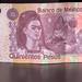 Old MXN $500