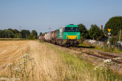 First attempt: succeeded (VTZK) Tags: g20003 gentterneuzen rbsaf rrf trein sasvangent zeeland netherlands nl business train railscape railscapes freight transport transportation rail railroad sustainable logistics zug bahn mobility photo image spoorweg chemindefer spoorlijn cargo eisenbahn g2000 vossloh zeeuws vlaanderen