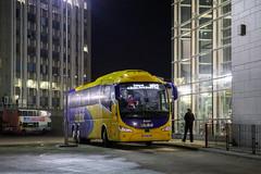 Edinburgh Coach Lines YR68NMF (busmanscotland) Tags: scottish citylink megabus megabuscom edinburgh coach lines yr68nmf yr68 nmf scania k410eb6 irizar i6