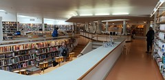 Rovaniemi Library (Egon Abresparr) Tags: alvaraalto library architecture