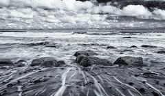 stormy day (drummerwinger) Tags: rot rügen binz ostsee canon700d sigma clouds himmel wolken meer water steine stones