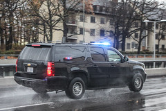 USA (Washington D.C.) - Chevrolet Suburban (PrincepsLS) Tags: usa american license plate washington dc germany berlin spotting chevrolet suburban