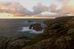Land's End.....again (tonysemmens) Tags: landsend sunset cornwall england kernow lovecornwall pirate nikond7000 sigma1750mm