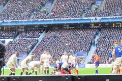 England v France 12 (oldfirehazard) Tags: england engvfra france rugby rugbyunion rufc 6nations sport twickenham london 2019 february international outdoor stadium winter