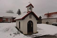 kapelica sv. Nikole Tavelića (mdunisk) Tags: kapelicasvnikoletavelića hartje žumberak žumberačkogorje žumberačkoselce žumberačkivikarijat hrvatska croatia crkva kapela sošice samobor sopote