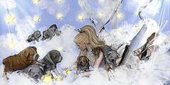 All Dogs Go To Heaven  (N°067) (Qwanтzy) Tags: stardustitsmagic eve rezzroom fiore bliensenmaitai moonamore curemore llorisen laq