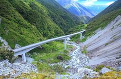 Otira River Gorge Viaduct, Otira Highway, Arthur's Pass National Park, Westland, South Island, New Zealand (Black Diamond Images) Tags: otiraviaductlookout otiragorgeviaduct otiragorge viaduct otirariver arthurspassnationalpark otirahighway otirarivergorge westland arthurspass southisland newzealand arthurspassnz nz nztravel nz2015 greatalpineway arthurspasstohokitika otiradistrict otira templebasin dobsonnaturewalk candysbend creek otirarivergorgeviaduct