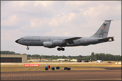 62-3563 Boeing KC-135R StratoTanker Turkish Air Force (elevationair ✈) Tags: egva ffd fairford raf boeing kc135 boeingkc135rstratotanker 707 623563 avgeek aviation airplane plane tanker stratotanker fourholer arrival landing airshow royalinternationalairtattoo riat2018 turkishairforce uk unitedkingdom england