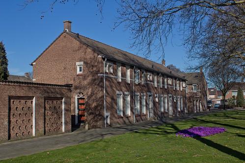 Nijmegen - Bouwmeesterbuurt