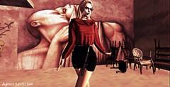 spectackledchic v4 mystic (Agnes Leverton) Tags: spectacledchic fashion art photographer mystic girl vagina agnes leverton krakow poland secondlife