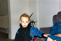 203_Darren1987 (wrightfamilyarchive) Tags: darren wright 1987 1980s 80s eighties