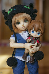 How To Train Your Dragon 18 (Mista-Oro) Tags: toy howtotrainyourdragon dragon dreamworks toothless fairyland ltf littlefee chiwoo bjd doll cupoche dino
