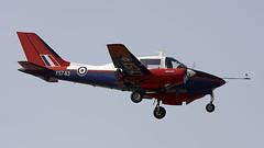Basset (Bernie Condon) Tags: beagleb206 basset twin aircraft aviation test trials mod military etps aaee boscombe boscombedown airfield qinetiq wilts uk