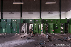 Green power (dustandsilence.net) Tags: abandoned abandon abbandonato abbandono abandonment abandonedplace decay dustandsilence derelict decayed decadenza decadente derelictplaces urbex urbanexploring urbanexploration industrial industrialdecay industriale industry industria