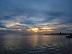 121118pm (sunlight_hunt) Tags: sunlight sunrisesunset sunriseoverwater matagordabay texasgulfcoast texas texassunrisesunset texassky palacios