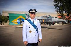 Cerimônia de transmissão do cargo de Comandante da Aeronáutica (Força Aérea Brasileira - Página Oficial) Tags: cmtaer comandantedaaeronautica tbbermudez maquetegripen