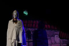 _DSC0424 (Carlo Granisso) Tags: musical church chiesa teatro theatre actor actress jesus sanfrancesco piece mask forzavenitegente maddalena altare animals animali ballo dancing bw blackandwhite torino turin nikon d7500 nikond7500