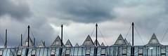 Dach (Berliner1963) Tags: architecture architektur roof dach amrehhahn gewerbegebiet brandenburg germany deutschland