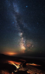 *** ROCKAWAY BEACH *** (Andre Schwabe) Tags: milkyway milchstrasse nightphotography nature nikond800e outdoor oregon ocean hiking water stars astrophotography rockkawaybeach