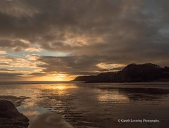 Sunset over Caswell Bay 2019 01 25 #24 (Gareth Lovering Photography 5,000,061) Tags: sunset sun sunny sunshine caswell gowercoast gower swansea wales seaside landscape beach walescostalpath olympus penf garethloveringphotography