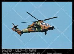 Eurocopter EC-665 Tiger (__Viledevil__) Tags: military helicopter ec665 famet giat had tigre air airforce airshow armed army aviation blades camouflage cannon canopy chopper eurocopter european flight fly heli interceptor missiles nato pilot powerful propeller rocket strong tiger war weapon militaryhelicopter