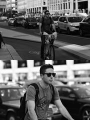[La Mia Città][Pedala] con bikeMI (Urca) Tags: milano italia 2018 bicicletta pedalare ciclista ritrattostradale portrait dittico bike bicycle nikondigitale scéta biancoenero blackandwhite bn bw 118021