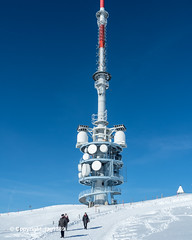 Sender Rigi Swisscom Transmission Tower, Rigi Kulm, Canton of Schwyz, Switzerland (jag9889) Tags: 2019 20190206 ch cantonschwyz cantonofschwyz centralswitzerland europe helvetia innerschweiz kantonschwyz landscape mountrigi mountain outdoor people queenofthemountains radio rigi rigikulm sz schweiz schwyz sky snow station suisse suiza suizra summit sun svizzera swiss switzerland tv television tower transmission winter zentralschweiz jag9889