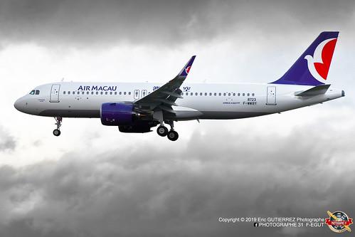 AIRBUS A320-271Neo (WL) (MSN 8723)