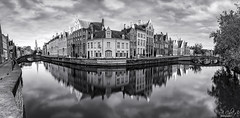 Pano Brujas (A.Coleto) Tags: brujas brugge belgica belgium canal canales panoramica