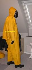2 (gummifan61) Tags: rainwear raingear rubber gasmaske old