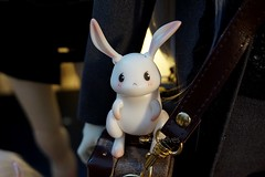 BJD Brasil Meet in São Paulo, December 9th (Yuna / resin.elves) Tags: bjd abjd loongsoul moon bunny