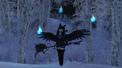 Snapshot_554 (Akiyusa Nuse) Tags: second life secondlife sl slanime kemono m3 ahs2 cute kawaii demon girl screenshot video games secondlifephoto secondlifephotography secondlifescreenshot snow winter evening night