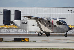 N80GB (QC PHOTOGRAPHY) Tags: fort lauderdale hollywood usa february 23rd 2018 gb airlink short sc7 skyvan n80gb