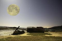 Week 8: Supermoon (Didier Flury) Tags: 52 weeks 2019 edition852astronomyfull moon lunar moonlight nightsky supermoon week8 week8theme