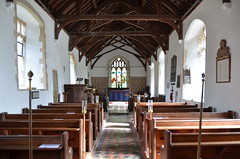 St Peter's church, Spexhall, Suffolk (series) (Kirkleyjohn) Tags: church spexhall stpetersspexhall spexhallchurch churchinterior suffolk