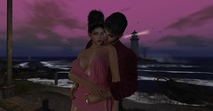 Holding You in my Arms ❤️✨ (Stevie Rammidge) Tags: sl secondlife lakes cumbria lighthouse steamtrain loveofmylife eternity countryside lakedistrict netherwood inmyarms sweetheart love passion