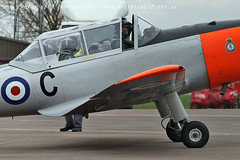 0748 BBMF Chipmunk Preecey (photozone72) Tags: bbmf raf coningsby rafconingsby chipmunk lincolnshire aviation aircraft props canon canon7dmk2 canon100400f4556lii 7dmk2